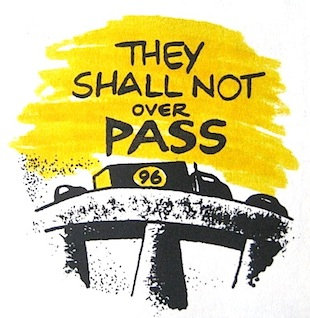 They Shall Not Overpass