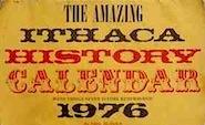 amazing ithaca history calendar