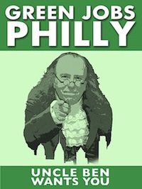 green jobs philly