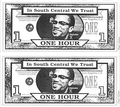 Malcolm X money