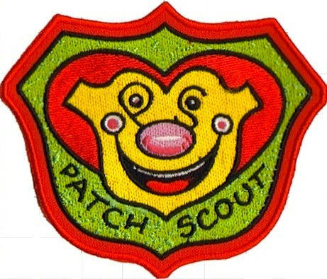 Patch Scout badge