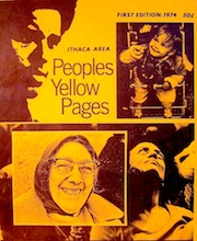 ithaca peoples yellow pages 1974