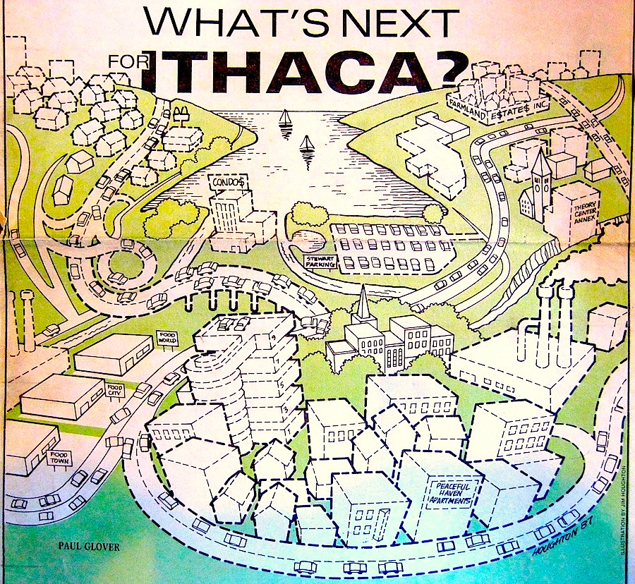 What's Next for Ithaca